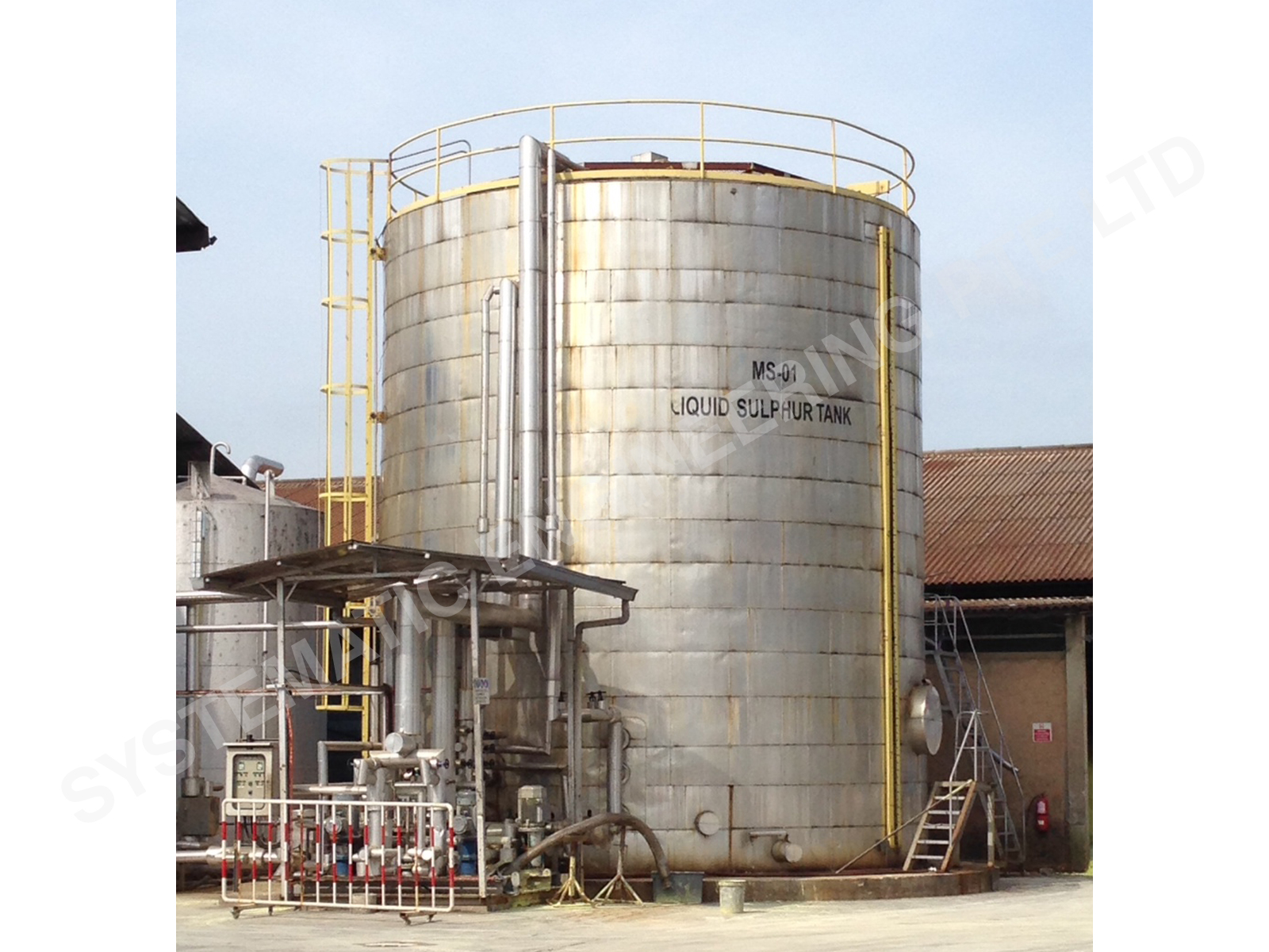 Systematic Engineering Pte Ltd Pressure Vessels And Tanks