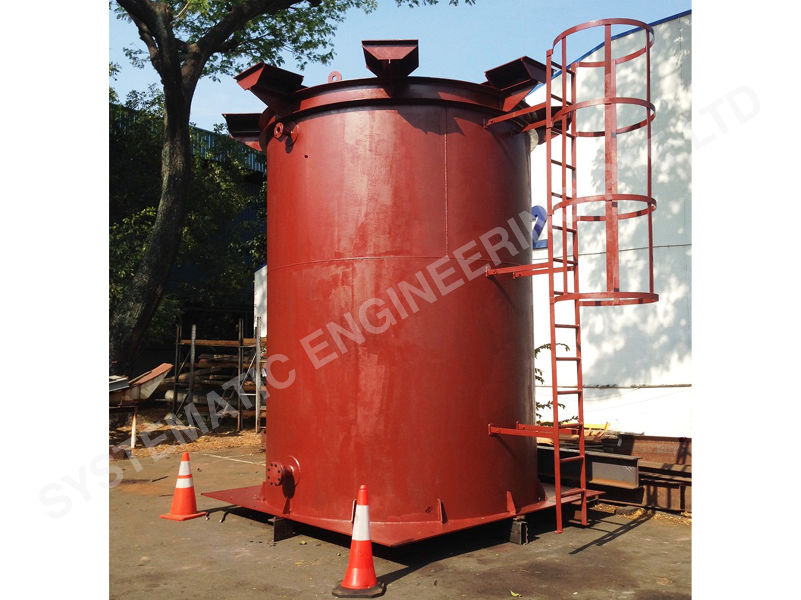 30m³ Water Cooling Tower Tank