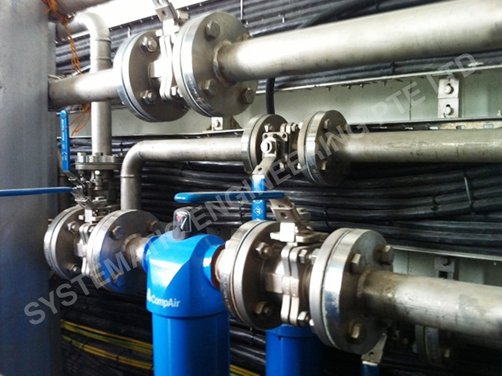 High Pressure Piping Works 2